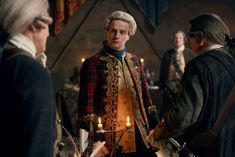 """Official Photos from 'Outlander' Episode 210, """"Prestonpans""""   Outlander TV News"""