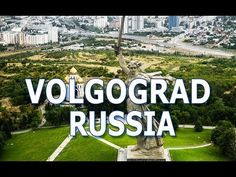 Volgograd is one of the most beautiful ancient cities of Russia. The city was built as a fortress on the right bank of the Volga River. Russia, Tourism, History, World, Sports, Youtube, Travel, Turismo, Hs Sports
