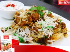 Mumbai style prawn biryani, another #Buffetlicious reason for you to smile! :)  #BuyBuffetFoods #TryBuffetRecipe  Get full recipe here: https://buffetfrozenfoods.wordpress.com/…/prawn-biryani-mu…/ www.buffetfoods.in
