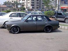 Toyota Corolla - 1980 Ahsan