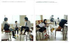 CONVERSE「MYDENTITY」2009FALL&WINTER | WORKS | デキスギ D.K.S.G. #converse #maydentity #direction #design #shooting #movie #boy #girl #sneaker #kicks #advertisement #print #web #sorepromotiontool #dekisugi #japanese #Highschool #magazine
