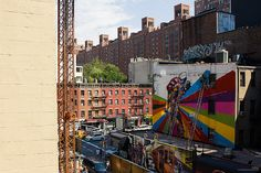 From the High Line III