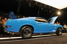 boss 429 | ... 2012: 1970 Ford Mustang Boss 429 sells for $247,500 | Mustangs Daily
