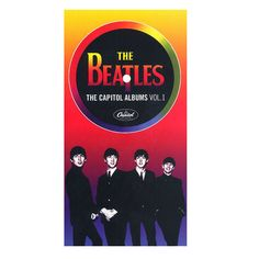 The Beatles - The Capitol Albums Volume 1 : 4xCD Album