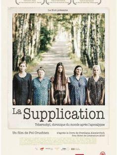 Jaquette dvd La Supplication