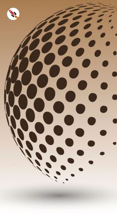 Easy tutorial to create a dotted halftone logo in Adobe Illustrator