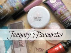 January Beauty Favourites : CamomilleBeautyTime: Фавориты Января
