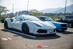 """542 curtidas, 2 comentários - Liberty Walk Australia (@libertywalkaustralia) no Instagram: """"Ferrari 488 GTB 自由に歩く!!! @premiere_works   @fiexhaust #Ferrari @Ferrari #488 #GTB #488GTB…"""""""