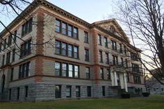 former glens falls high school building
