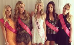 Nicky Hilton Hits The Town Of Miami For Bachelorette Party With Sister Paris Hilton