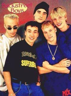 boyband #BackstreetBoys