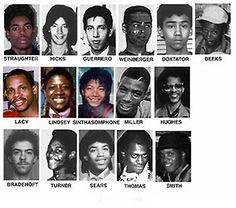 Jeffrey Dahmer Images of His Victim   Victims of jeffrey Dahmer