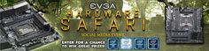 Enter @TeamEVGA's Hardware Safari Social Media Event to win great prizes from @TEAMEVGA & @INTELGAMING!