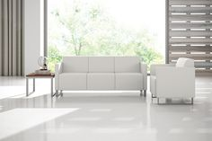 Introducing Cassia, Stance Healthcare's new collection of lounge seating to transform your lounge or lobby.