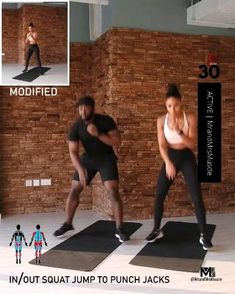 Intense Cardio Workout, Full Body Hiit Workout, Hitt Workout, Cardio Workout At Home, Gym Workout Videos, Gym Workout For Beginners, Workout Plans, Jump Workout, Beginners Cardio