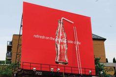 coca-cola billboard ads