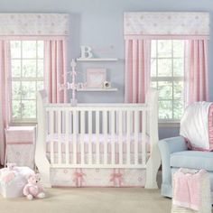Buy The Willow by Wendy Bellisimo™ 5-Piece Crib Bedding Set from Bed Bath & Beyond $189.99