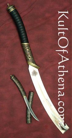 'Prince Nuada Sword ($149.99)' ~ No way! That's awesome. Beautiful craftsmanship.