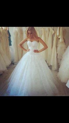Hochzeitskleid <3