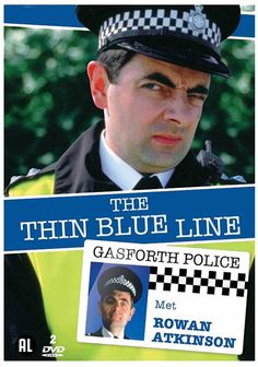 1996 the thin blue line - Bing images British Tv Comedies, Classic Comedies, British Comedy, Comedy Tv, Comedy Show, Bbc Tv Shows, Movies And Tv Shows, Line Tv, Tv Series To Watch
