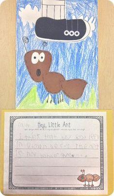 Hey Little Ant freebie! Opinion
