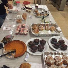This bake sale raised the bar with banana pudding.