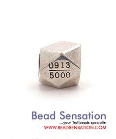 Trollbeads Limited Edition Anniversary Bracelet - Anniversary Number Block