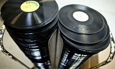 STACKS OF WAX: HOW TO PRESS A RECORD, 30 PHOTOS FROM INSIDE THE VINYL FACTORY