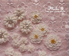 Corsages by JILL's Sugar Collection, via Flickr