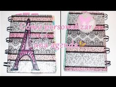 Cómo personalizar una agenda (Vuelta al cole ✐)   Laila color ♥ Pon color en tu vida - YouTube