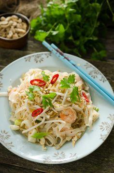 Zo maak je de allerlekkerste pad thai