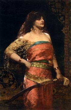 Benjamin- Constant : Judith