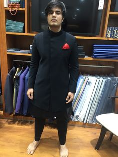 Diy Fashion Clothing Men Guys Best Ideas fashion diy is part of Diy fashion clothing - Mens Wedding Wear Indian, Wedding Kurta For Men, Wedding Dresses Men Indian, Indian Groom Wear, Wedding Dress Men, Indian Men Fashion, Mens Fashion Wear, Suit Fashion, Fashion Tips