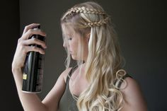 Channel Your Inner Daenerys Targaryen with this Braid Tutorial | eHow