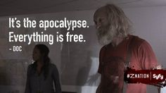Even the Z Weed. Z Nation (@znation) | Twitter