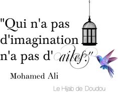 citation Mohamed Ali, Hijab Outfit, Model, Style, Fashion, Quote, Swag, Moda, Muhammad Ali