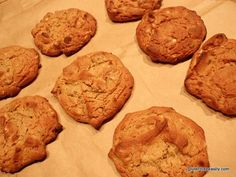 Fluffy Puffy Paleo Almond Butter Cookies Gluten Free Easily