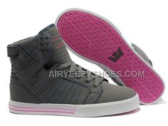 https://www.airyeezyshoes.com/supra-skytop-grey-pink-womens-shoes.html Only$61.00 SUPRA SKYTOP GREY PINK WOMEN'S #SHOES Free Shipping!