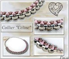 Collier Céline Super-KhéopS® , Ios® et Arcos® par Puca