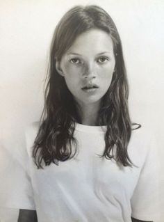 So simple Kate #atpatelier #atpateliergirls #kate #moss