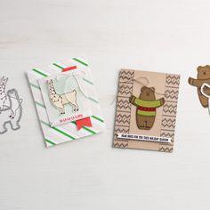 Stampin' Up! Fa-la-la-la Friends Photopolymer Stamp Set