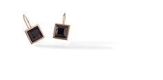 caï jewels   earrings   spring/summer 2014   onyx metal stones   geometric jewelry   www.cai-jewels.com