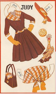 Judy 4* The International Paper Doll Society by Arielle Gabriel for all paper doll and paper toy lovers. Mattel, DIsney, Betsy McCall, etc. Join me at #ArtrA, #QuanYin5 Linked In QuanYin5 YouTube QuanYin5!