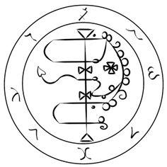 Asmodeus Demon Sigil! Calling fans of the supernatural, mythological, and mystical! #demon #sigil #supernatural #occult