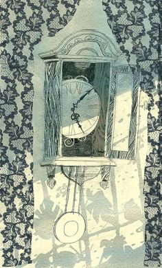 """Моя душа обожжена Иллюстрации к сборнику стихов """"Лента времени"""" Б. Шапиро-Тулина. автор Виктория Семыкина"""