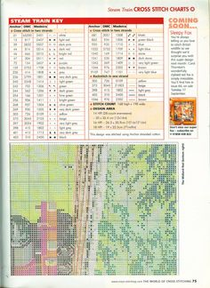 Gallery.ru / Фото #54 - The world of cross stitching 063 октябрь 2002 - tymannost