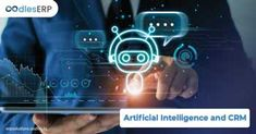 This blog post sheds light on the significance of artificial intelligence for CRM application development. At the same time, you'll discover how enterprises can benefit from AI-enabled CRM software systems to manage their customer relationships.