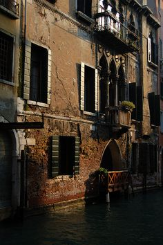 Venice - San Marco in the shadows