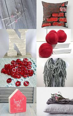 Duo.. by Cristina on Etsy--Pinned with TreasuryPin.com