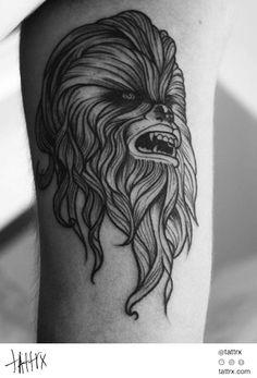 JenZie - Chewbacca | tattrx
